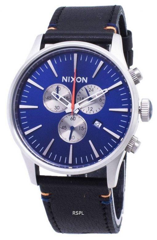Nixon Sentry A405-1258-00 Chronograph Quartz Herrenuhr
