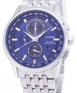 Citizen Funk Eco-Drive AT8110 - 61L Chronograph Herrenuhr