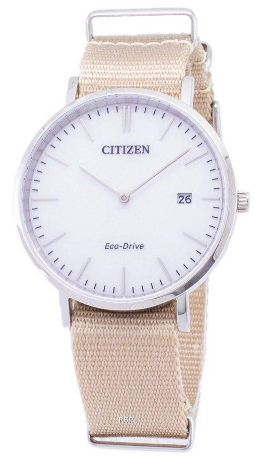 Citizen Eco-Drive AU1080-20A Analog Herrenuhr