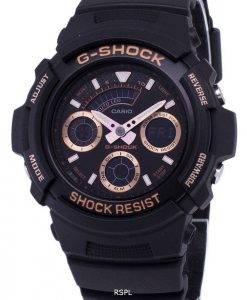 Casio G-Shock Shock Resistant 200M Analog Digital AW-591GBX-1A4 AW591GBX-1A4 Herrenuhr