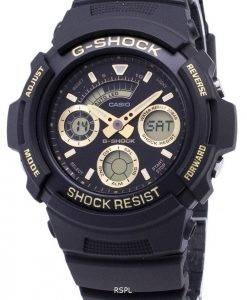Casio G-Shock Sonderfarbe Modelle AW-591GBX-1A9 Analog Digital 200M Herrenuhr