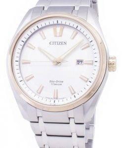Citizen Eco-Drive AW1244-56A Titanium Herrenuhr