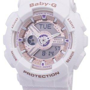 Casio Baby-G Shock Resistant Welt Zeit BA-110CH-7A BA110CH-7A Damenuhr