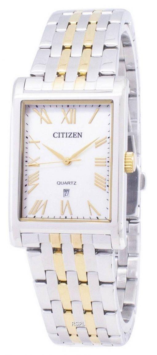 Citizen BH3004 - 59D Quarz Analog Herrenuhr