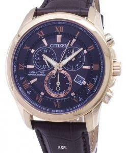 Citizen Eco-Drive BL5542-07E Chronograph Analog Herrenuhr