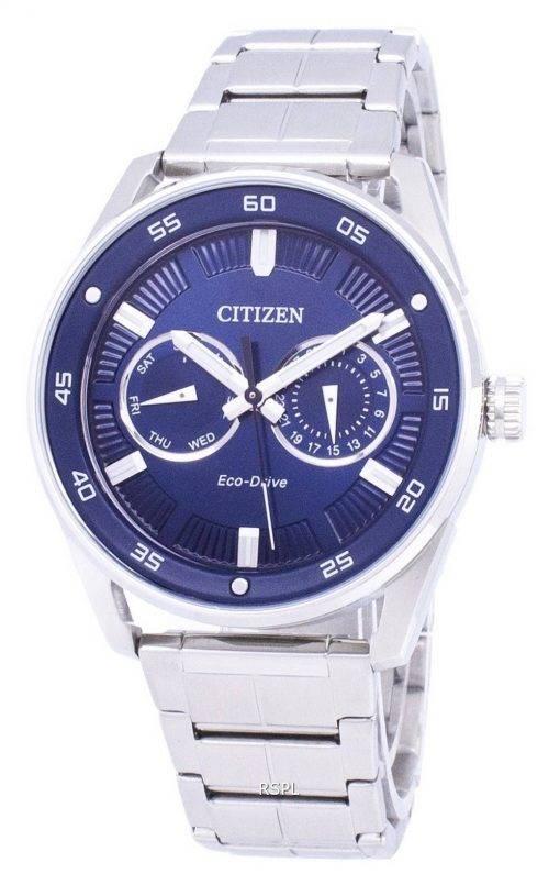 Citizen Eco-Drive Stil BU4027 - 88L Herrenuhr