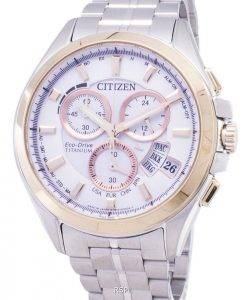 Citizen Eco-Drive BY0054-57A Titan Analog Herrenuhr