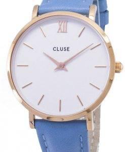 Cluses Minuit CL30046 Limited Edition Quarz Damenuhr