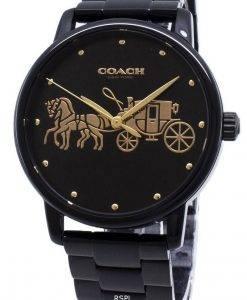 Coach Grand 14502925 Analog Quarz Damenuhr