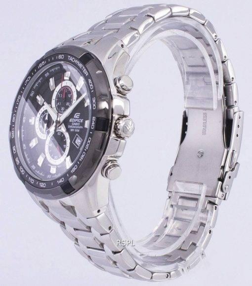 Casio Edifice Chronograph Tachymeter EF-539D-1AV EF539D-1AV Herrenuhr