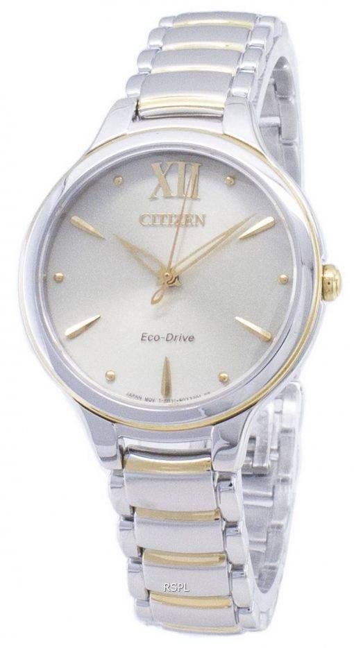Citizen Eco-Drive EM0554-82X Analog Damen uhr