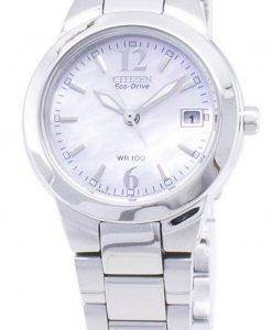 Citizen Silhouette Eco-Drive EW1670-59D Analog Damen uhr