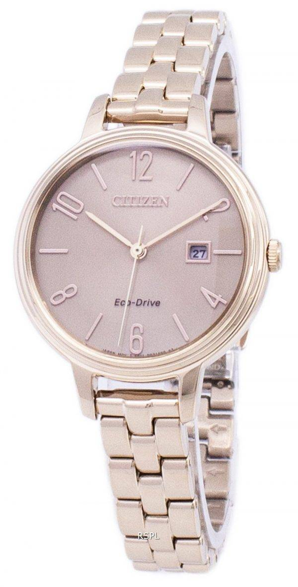 Citizen Eco-Drive Chandler Silhouette EW2443-55 X Damenuhr