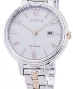 Citizen Eco-Drive EW2446-81A Analog Damenuhr