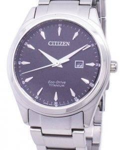 Citizen Eco-Drive Super Titanium EW2470-87E Damenuhr