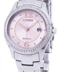 Citizen Eco-Drive Diamant Akzent FE1140-86 X Damenuhr
