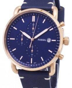 Herrenuhr Fossil Pendler Chronograph Quarz FS5404