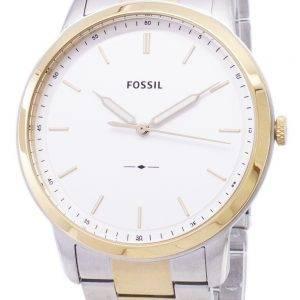 Fossil die minimalistische 3H-Quarz-FS5441 Herrenuhr