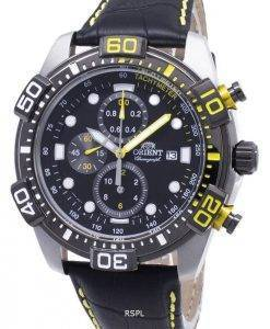 Orient Sport FTT16005B Chronograph Quartz Herren uhr