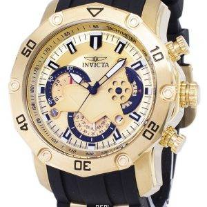 Invicta Pro Diver 23427 Chronograph Quartz Herrenuhr