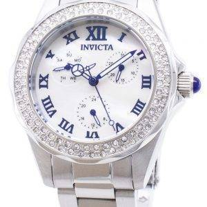 Invicta Engel 28436 Diamant Akzenten Analog Quarz Damenuhr