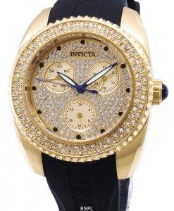 Invicta Engel 28485 Diamant Akzenten Analog Quarz Damenuhr