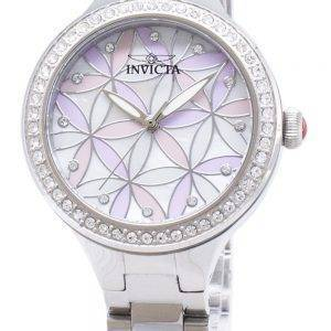 Invicta Wildflower 28823 Diamant Akzenten Analog Quarz Damenuhr