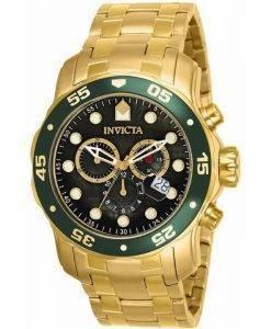 Invicta Pro Diver Chronograph Quarz 200M 80074 Herrenuhr