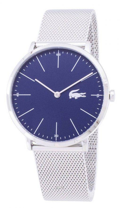 Lacoste Mond LA 2010900 Quarz Analog Herrenuhr