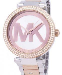 Michael Kors Parker Diamant Akzenten Damenuhr Quarz MK6314