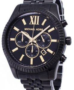 Michael Kors Lexington MK8603 Chronograph Quarz Analog Herrenuhr