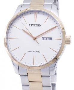 Citizen Automatik NH8356-87A Analog Herrenuhr