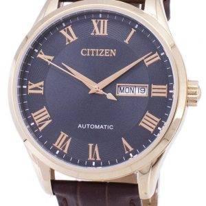 Citizen Analog Automatik Herrenuhr NH8363 - 14H