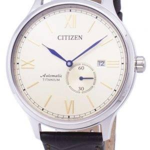 Citizen Super Titanium automatische NJ0090 - 13p Herrenuhr