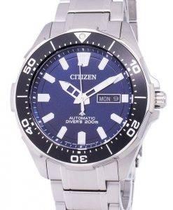 Citizen Promaster Marine Taucher 200M automatische NY0070 - 83L Herrenuhr