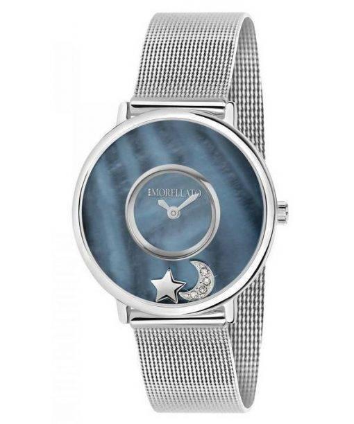 MORELLATO Quarz Diamant Akzenten R0153150506 Damenuhr