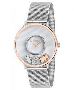 MORELLATO Quarz Diamant Akzenten R0153150508 Damenuhr