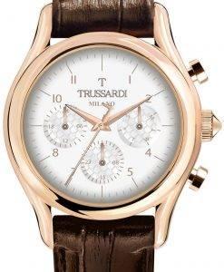 Trussardi T-Light R2451127006 Quarz Herrenuhr