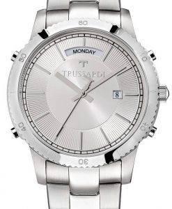 Trussardi T-Style R2453117004 Quarz Herrenuhr