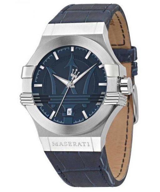 Maserati Potenza Analog Quarz R8851108015 Herrenuhr