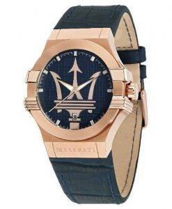 Maserati Potenza Quarz R8851108027 Herrenuhr