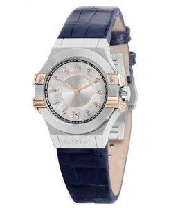 Maserati Potenza Quarz Diamant Akzenten R8851108502 Damenuhr