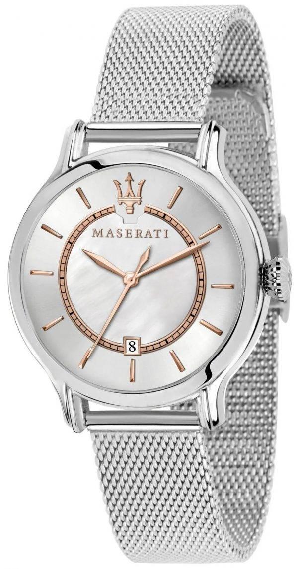 Maserati Epoca R8853118509 Quarz Analog Damenuhr