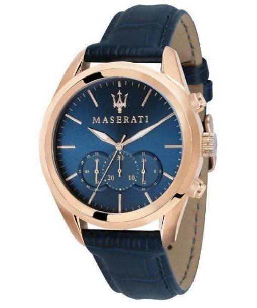 Maserati Traguardo Chronograph Quarz R8871612015 Herrenuhr