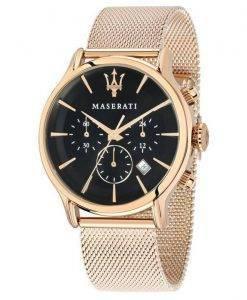 Maserati Epoca Chronograph Quarz R8873618005 Herrenuhr