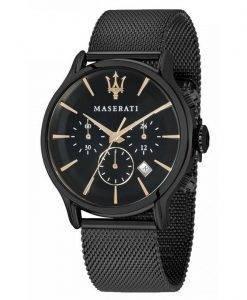 Maserati Epoca Chronograph Quarz R8873618006 Herrenuhr