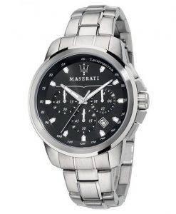 Maserati Successo Chronograph Tachymeter Quarz R8873621001 Herrenuhr