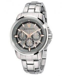 Maserati Successo Chronograph Quarz R8873621004 Herrenuhr