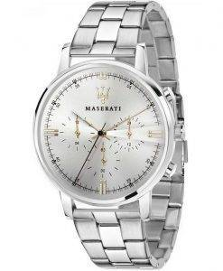 Maserati Eleganza Chronograph Quarz R8873630002 Herrenuhr