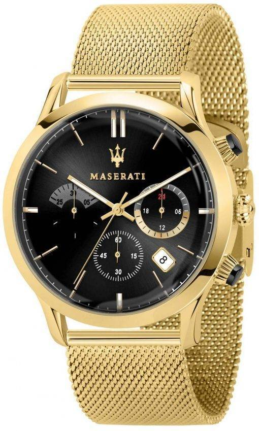 Maserati Ricordo R8873633003 Quarz Analog Herrenuhr